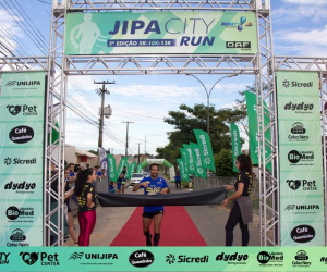 Jipa City Run